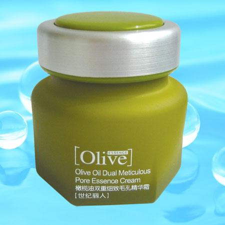 Крем на оливе от морщин
