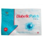 Пластырь от сахарного диабета Diabetic Patch - 5 шт. (Годность до 21.03.2018г.)